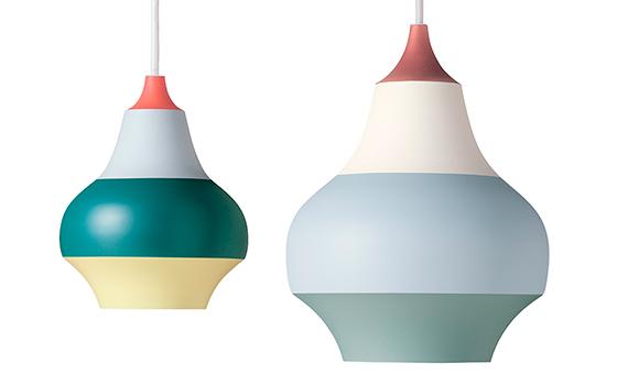 Le colorate lampade Cirque